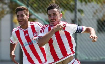 Olympiacos - Bayern Munchen 1-0 (UEFA Youth League, 16/9/2015)