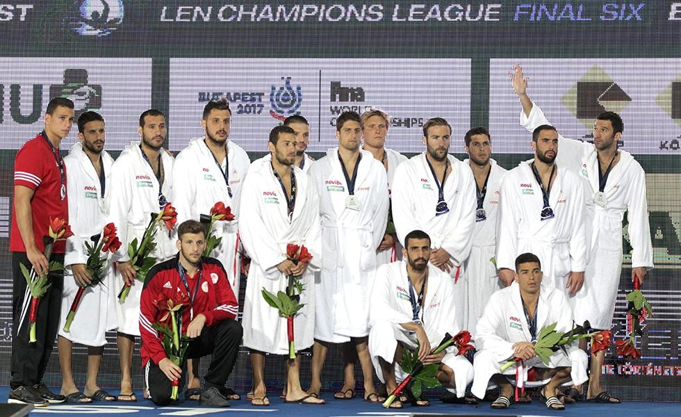 Final Six Budapest 2016