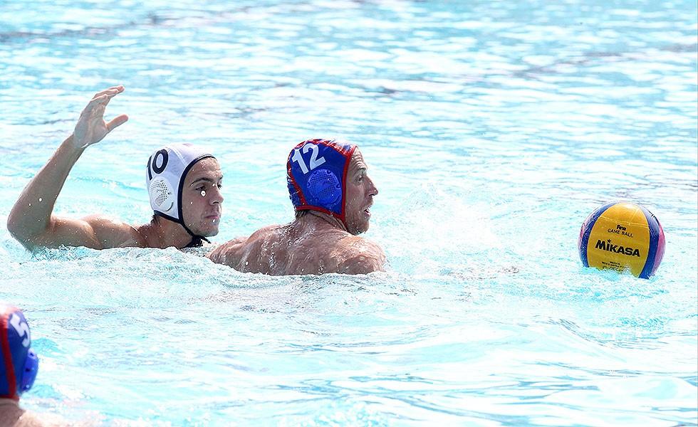 Υδραϊκός - Ολυμπιακός