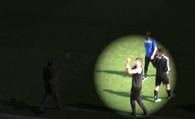 Η ντροπή του ποδοσφαίρου (video)