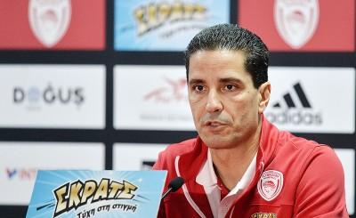 Η συνέντευξη Τύπου για το ματς με την Μακάμπι Τελ Αβίβ