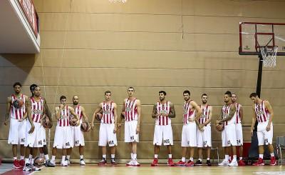 Η Media Day των πρωταθλητών Ελλάδας