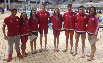 Ο Ολυμπιακός στους Πανελλήνιους Χειμερινούς Αγώνες Κολύμβησης