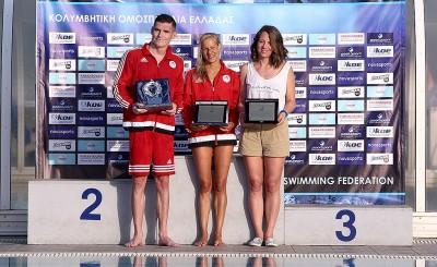 Πανελλήνιο πρωτάθλημα Κολύμβησης (3η ημέρα)