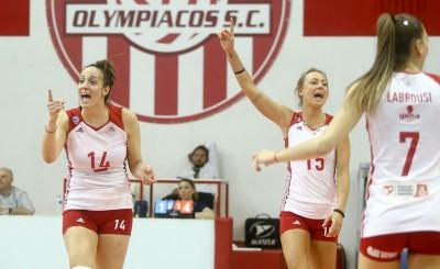 Ολυμπιακός - Μακεδόνες