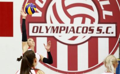 Ολυμπιακός - Αίας Ευόσμου