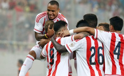 Olympiacos  vs Besiktas : 2-1 (09/08/2015)