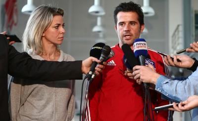 Ο Μάρκο Σίλβα έκανε δηλώσεις για την κλήρωση με την Άντερλεχτ