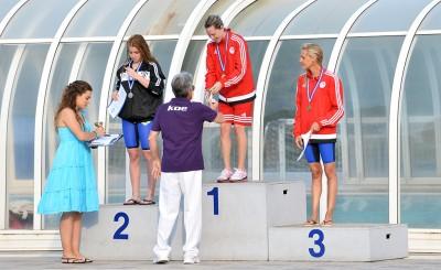 Πανελλήνιο πρωτάθλημα Κολύμβησης (1η ημέρα)
