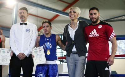 Η Αντωνία Παπουτσάκη πήρε χρυσό μετάλλιο στο Πανελλήνιο πρωτάθλημα