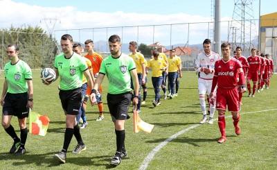 Αστέρας Τρίπολης Κ20 - Ολυμπιακός Κ20 (0-1)