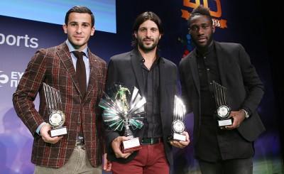Ο Ολυμπιακός στα βραβεία ΠΣΑΠ του 2015