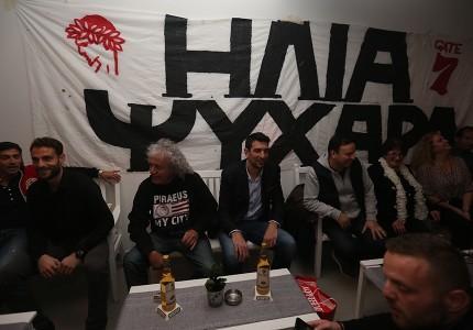Χαμός στην εκδήλωση για τα 30 χρόνια της Θύρας 7 Χίου!