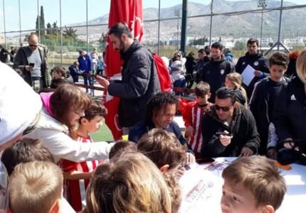 Με Καρεμπέ και Πάντο γιόρτασαν οι σχολές του Θρύλου (photos)