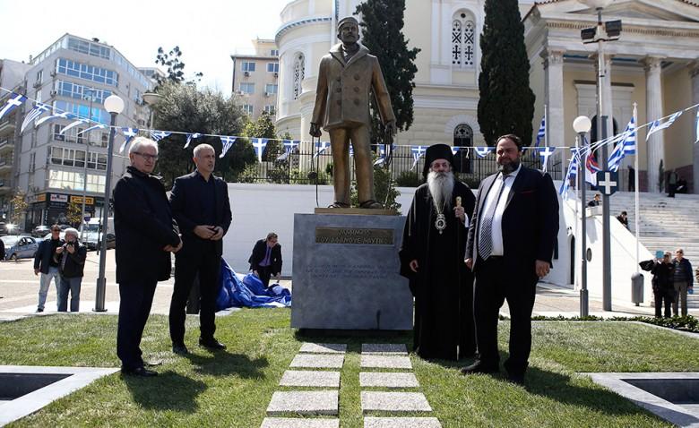 «Ηθική μας υποχρέωση αυτό το μνημείο να κοσμεί την πόλη μας»