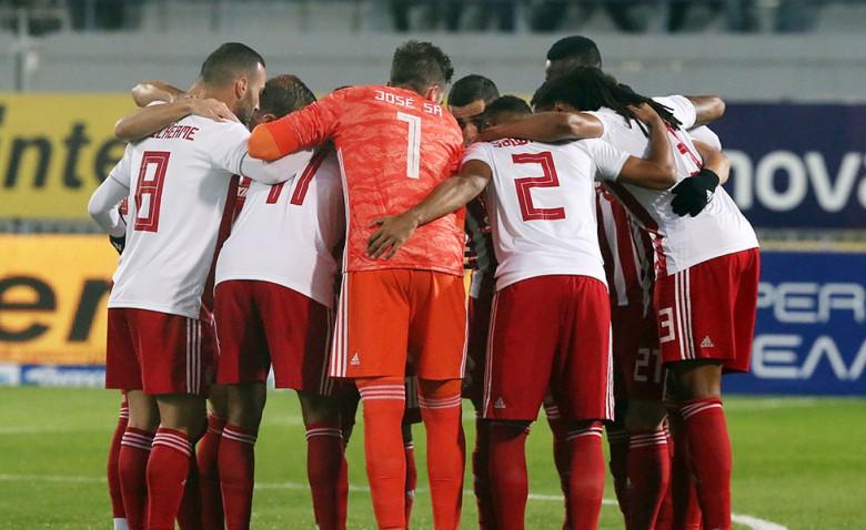 Αστέρας Τρίπολης-Ολυμπιακός 0-5 (Τελικό)