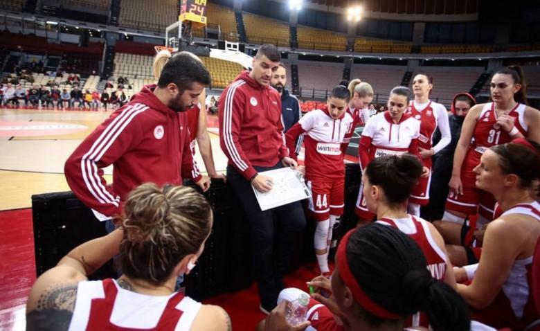 Ολυμπιακός-Ορμάν Γκεντσλίκ 72-64 (Τελικό)