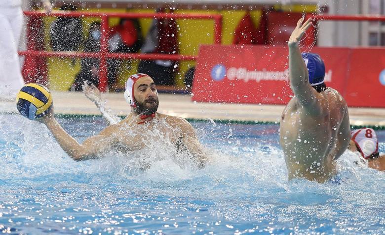 Προ Ρέκο-Ολυμπιακός 13-6 (Τελικό)