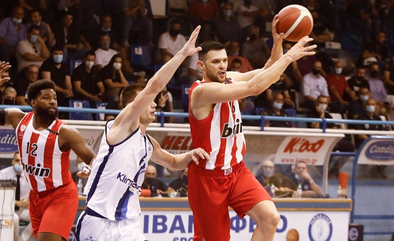 Κύπελλο   Ηρακλής-Ολυμπιακός: Νίκη-πρόκριση στο Ιβανώφειο (photos)