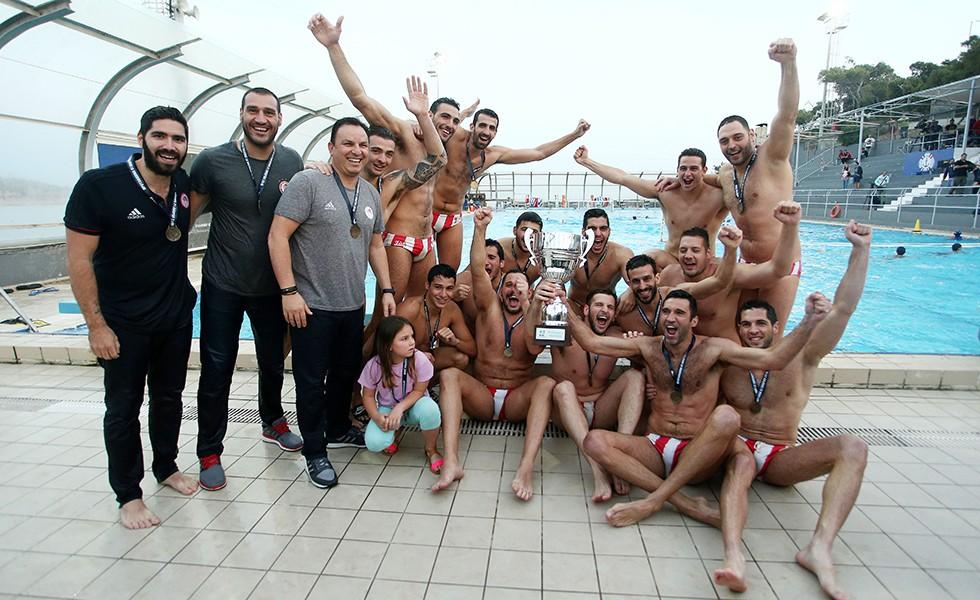 Βουλιαγμένη - Ολυμπιακός