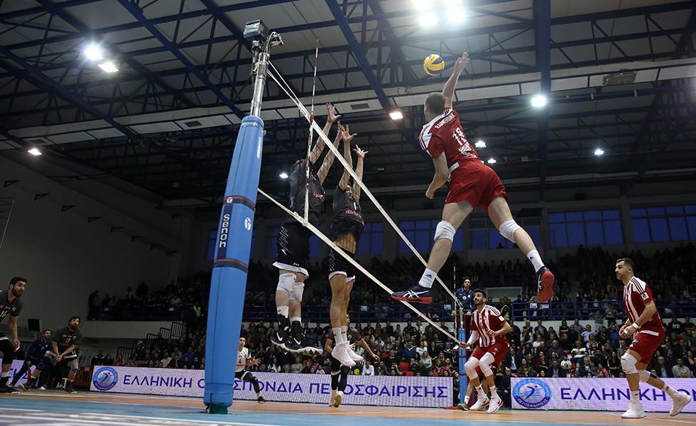 ΠΑΟΚ - Ολυμπιακός