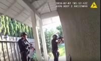 Οι πυροβολισμοί κατά του Χάνεϊκατ (video)