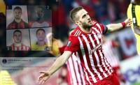 Ο μαέστρος Φορτούνης στους κορυφαίους του Europa League!