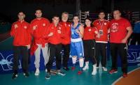Μεγάλη συμμετοχή στο Elite Boxing League 1!