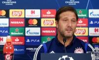 """«""""Όπλο"""" μας η έδρα μας. Όλοι θέλουν να βρεθούν στο Champions League»"""