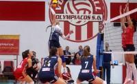 Ολυμπιακός-Πορφύρας LIVE (2-0 σετ)