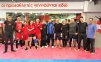 Συνεχώς εξελίσσεται η Ακαδημία Kickboxing του Ολυμπιακού