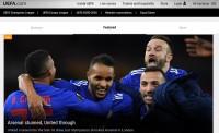 Πρώτο θέμα στην UEFA ο Ολυμπιακός: «Σόκαρε την Άρσεναλ στο Λονδίνο»