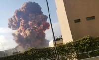 Ισχυρή έκρηξη στη Βηρυτό! Σοκαριστικά βίντεο