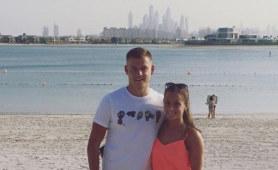 Ευχές από το Ντουμπάι