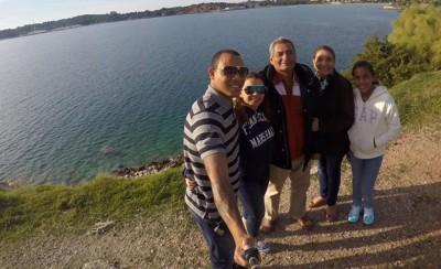 Βόλτα με την οικογένεια