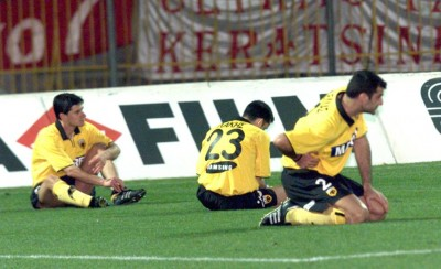 Όταν η ΑΕΚ διακωμωδούσε το ποδόσφαιρο