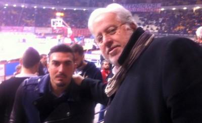 Και ο Ρομπέρτο στο ΣΕΦ!