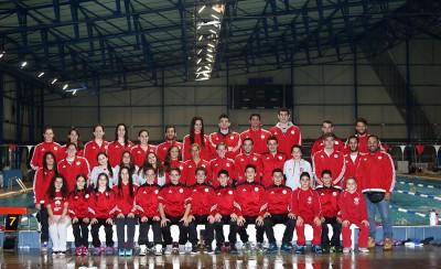 Με 8 αθλητές στο Ποσειδώνιο