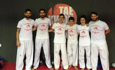 Με 10 αθλητές στο Διασυλλογικό Πρωτάθλημα