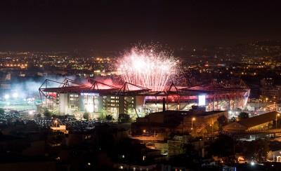 Ο Ολυμπιακός γιορτάζει!