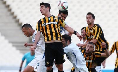 Η ΑΕΚ 1-0 τον Ατρόμητο