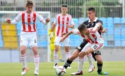 ΠΑΟΚ Κ15-Ολυμπιακός Κ15 0-0 (ημ.)
