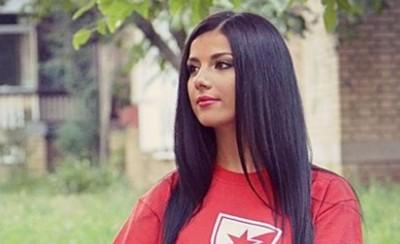 Η Σέρβα οπαδός του Ερυθρού Αστέρα που... έριξε το instagram!