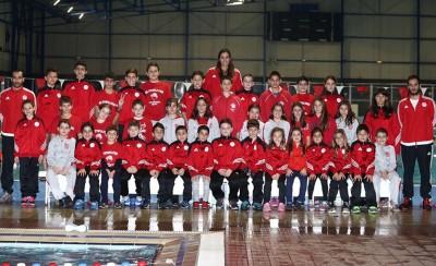 Με 29 αθλητές στους Πανελλήνιους αγώνες!