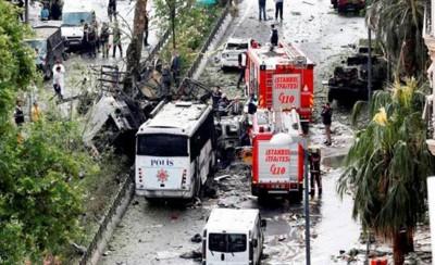 Τρομοκρατική επίθεση στην Τουρκία!