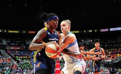 Από το WNBA στο Θρύλο!
