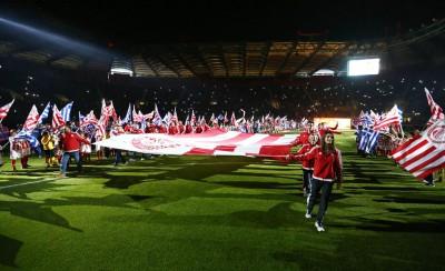Οι ευχές του Ολυμπιακού στους αθλητές του (photo)