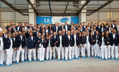 Ξεκινούν οι Ολυμπιακοί Αγώνες