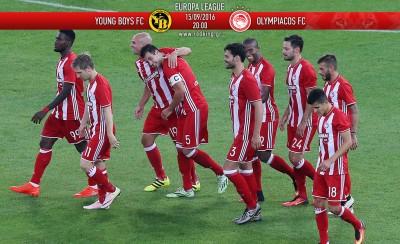 Γιουνγκ Μπόις-Ολυμπιακός 0-1 (Τελικό)
