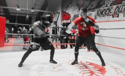Θρύλος και στην πυγμαχία!